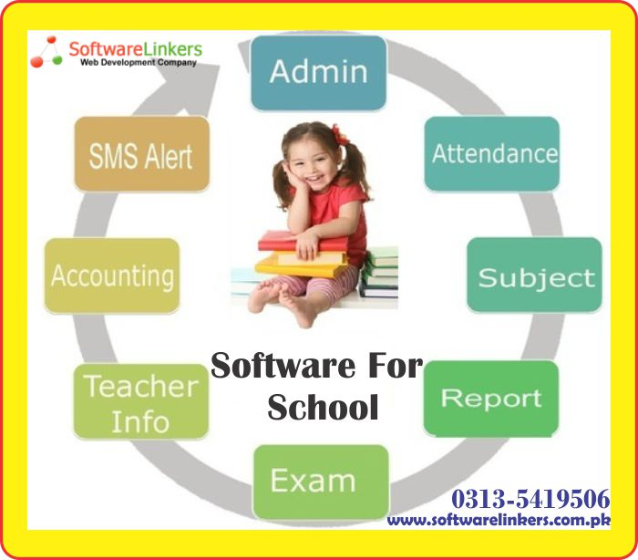 Software For School Management