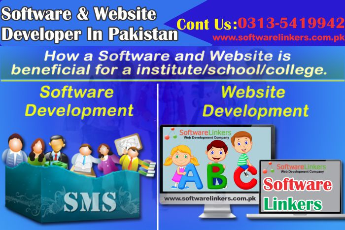 Software And Website Developer In Pakistan