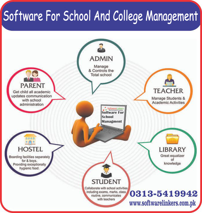 Software For School And College Management