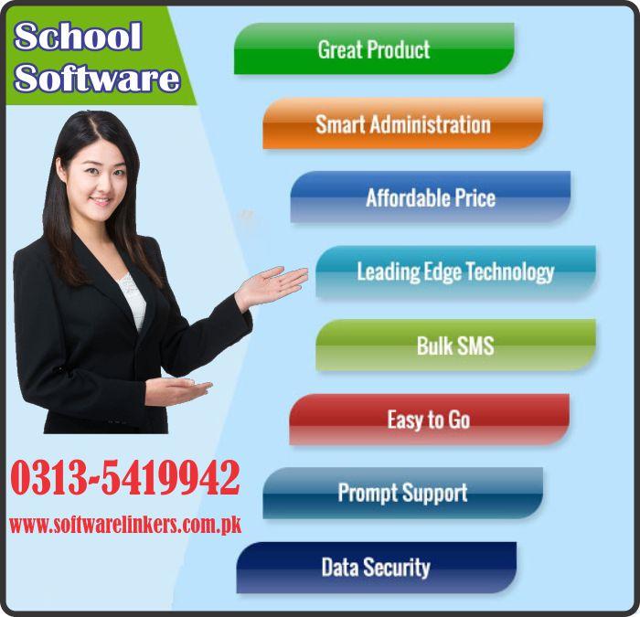 Education Management System School Software / softwarelinkers