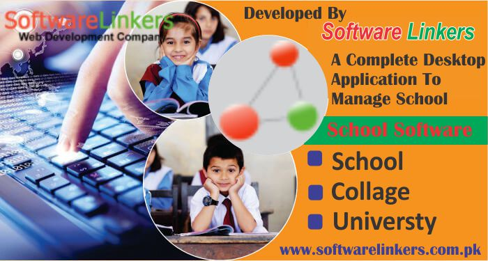 A Complete Desktop Application To Manage School