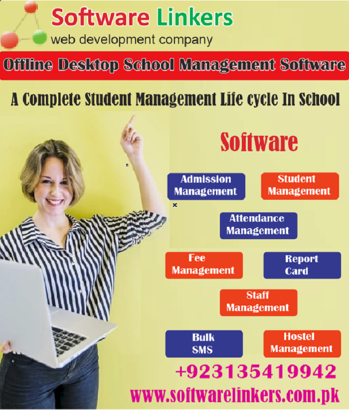 A Complete Student Management Life cycle In School Software