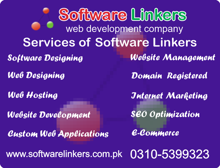 Services Of Software Linkers