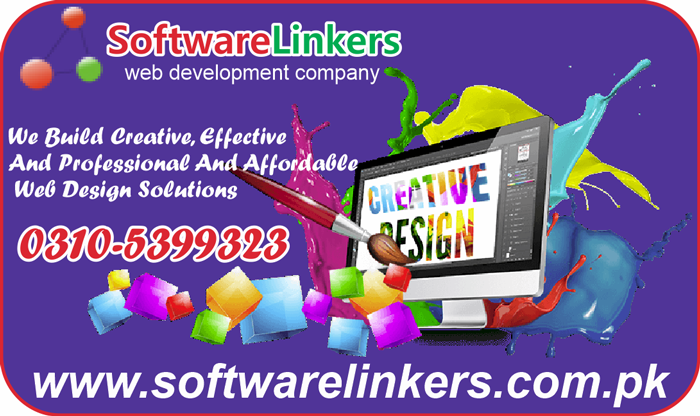Website Designing Company In Islamabad