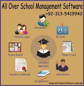All Over School Management Software